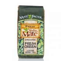 Mate Factor Loose Organic Fresh Green Yerba