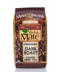 Mate Factor Loose Organic Dark Roast Yerba Mate